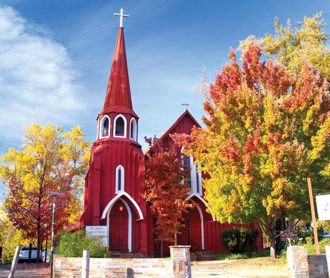 St. Jones Episcopal Church