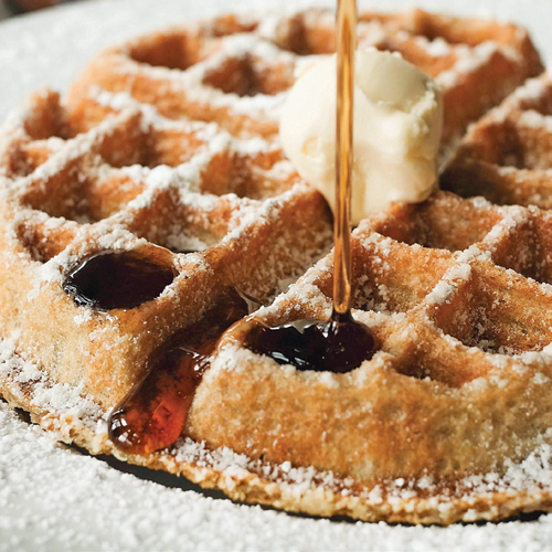 diner waffle