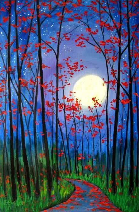 Moonlit-Path
