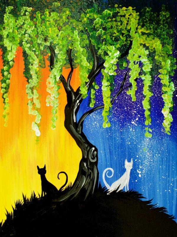 Cats-trees