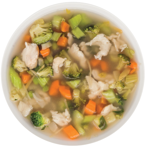 harry's cafe chicken soup