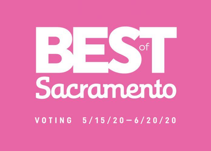 Best of Sacramento Voting