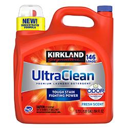 kirkland laundry detergent