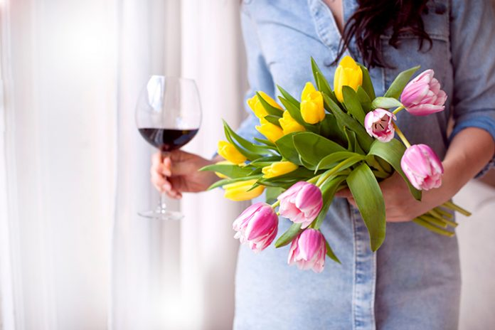 wine mother's day