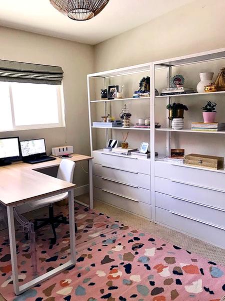 claire fishburn jones home office