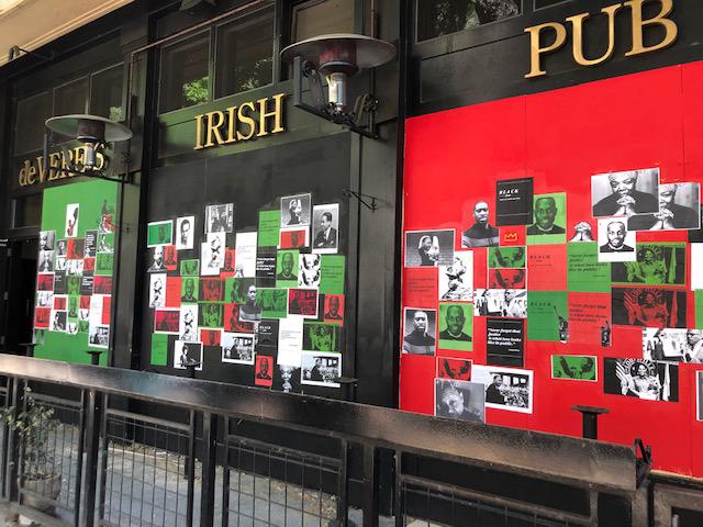 de vere's pub black lives matter