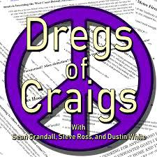 dregs of craigs podcast