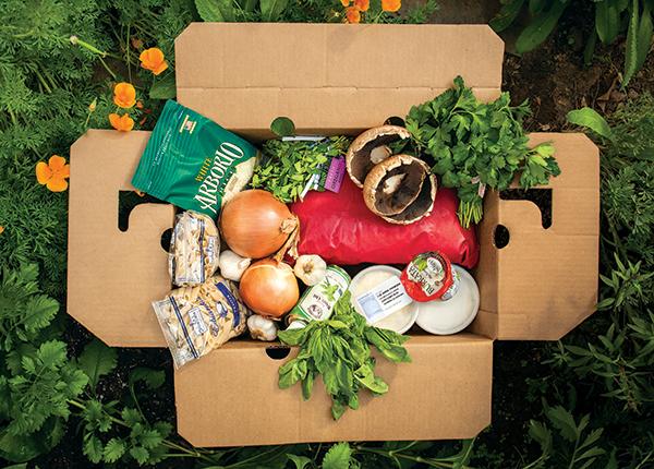 food box grocery