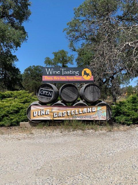 Vina Castellano wine therapy