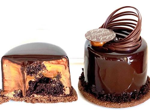 chocolates ginger elizabeth