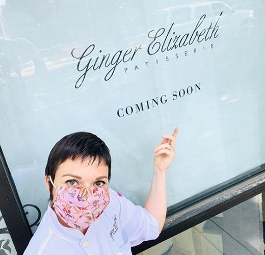 ginger elizabeth opening soon