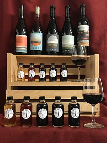 Voluptuary Wine