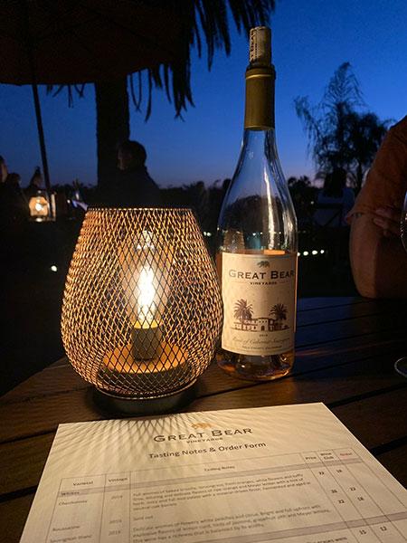 great bear wine