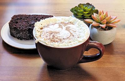 coffee Brown Sugar Spice Latte