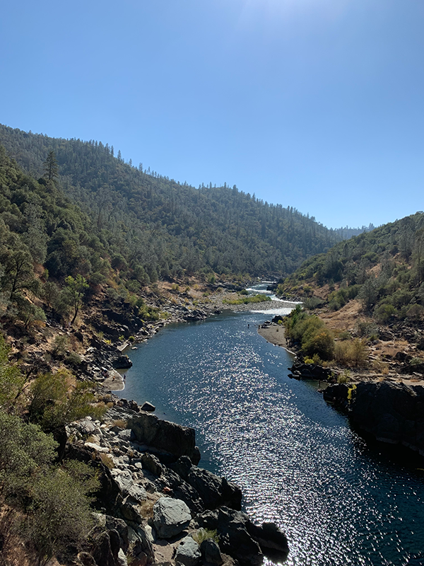 stream hike