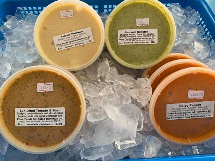 Zena Foods Oak Park Farmers Market