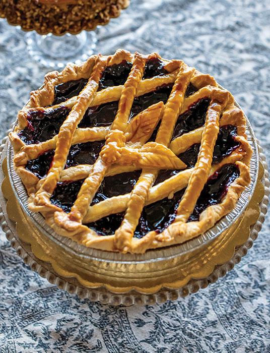 Mixed berry pie freeport
