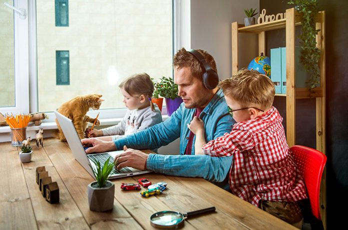 work from home covid