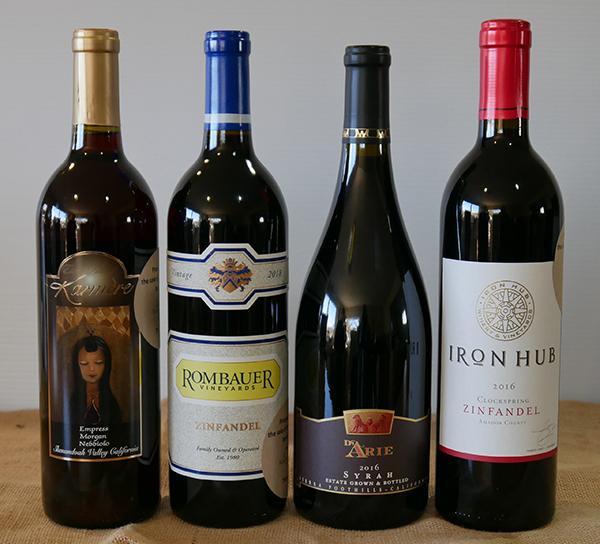 amador wine