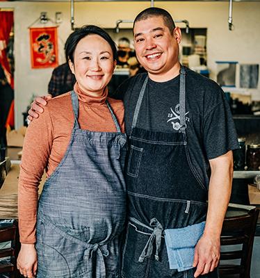 toki sawada and craig takehara