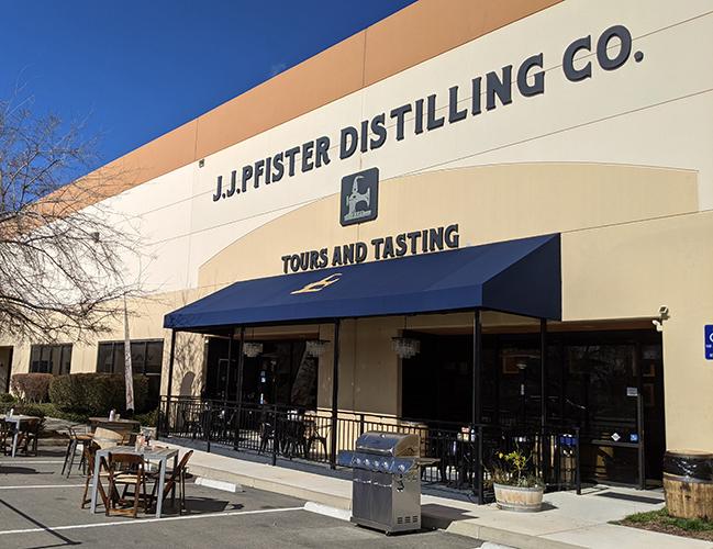 J.J. Pfister Distillery