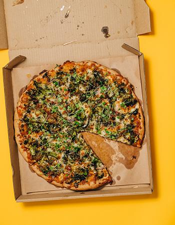 Majka Pizzeria & Bakery takeout