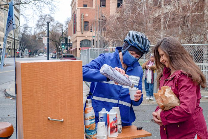 nonprofit mercy pedalers