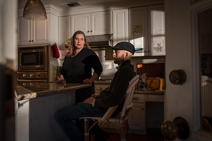 caregiver kate and husband