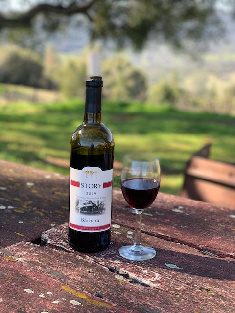 wine from story winery