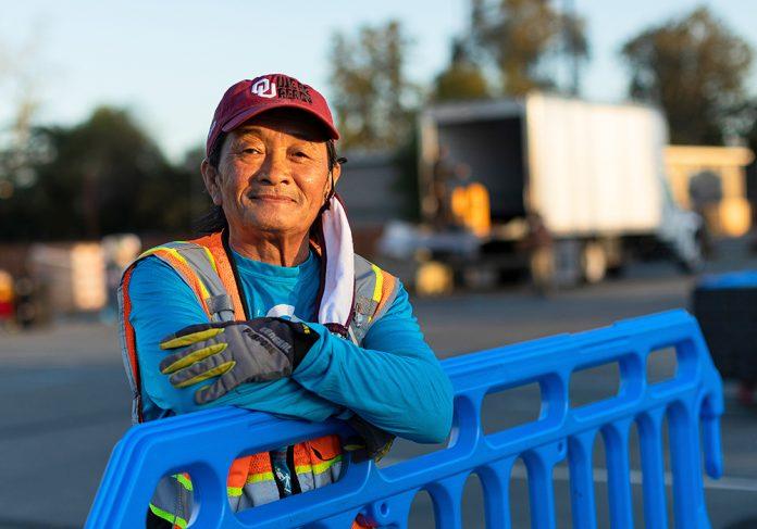 Local Volunteer: Long Huynh