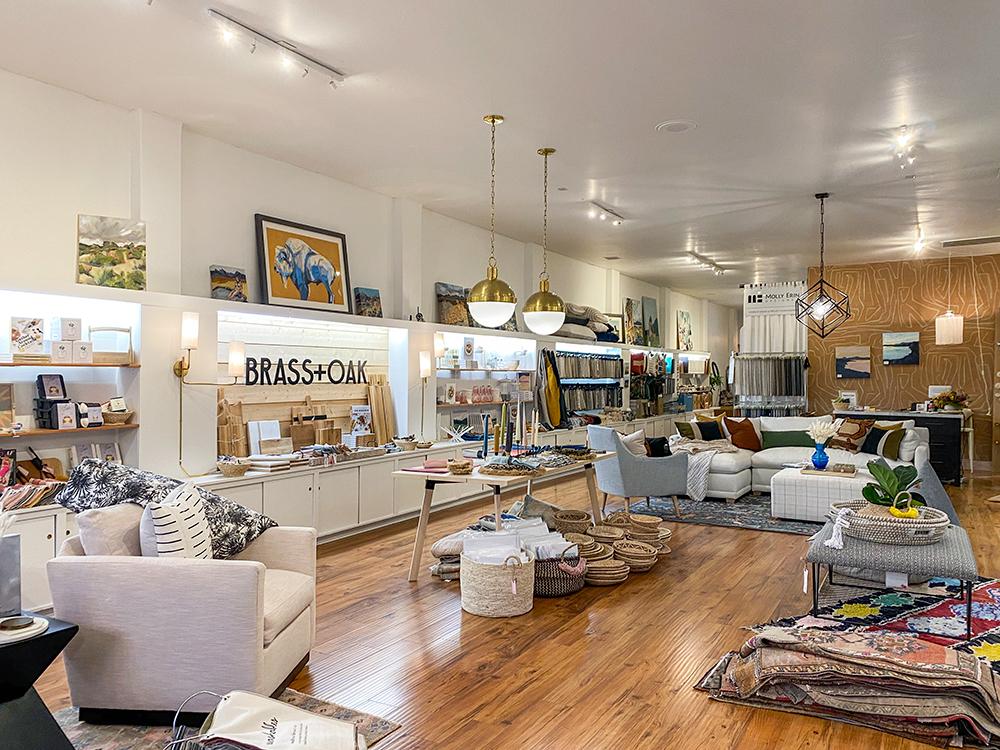Brass + Oak in placerville