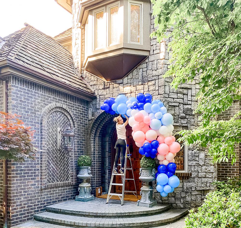 kendra freed of hip + hooray ballons