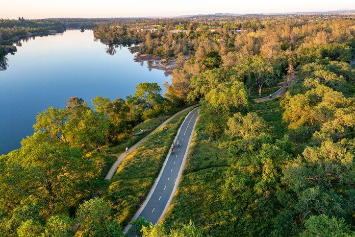 Lake Natoma photo by Tim Engle