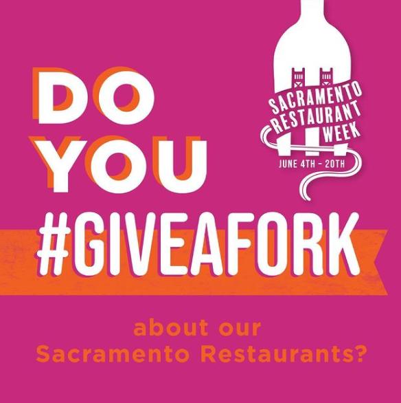 Sacramento restaurant week
