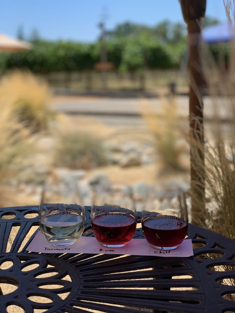 lone buffalo wine tasting