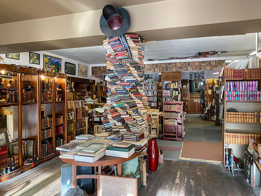 Hein & Company bookstore in Jackson