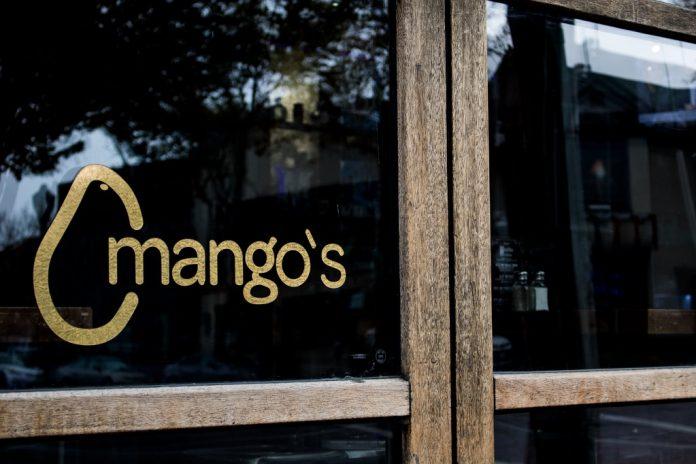 mango's door