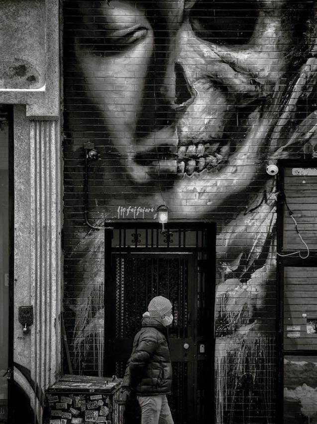beauty of street art