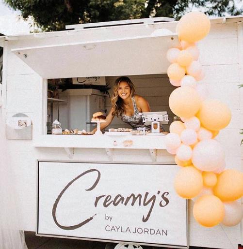 Creamy's by Cayla Jordan