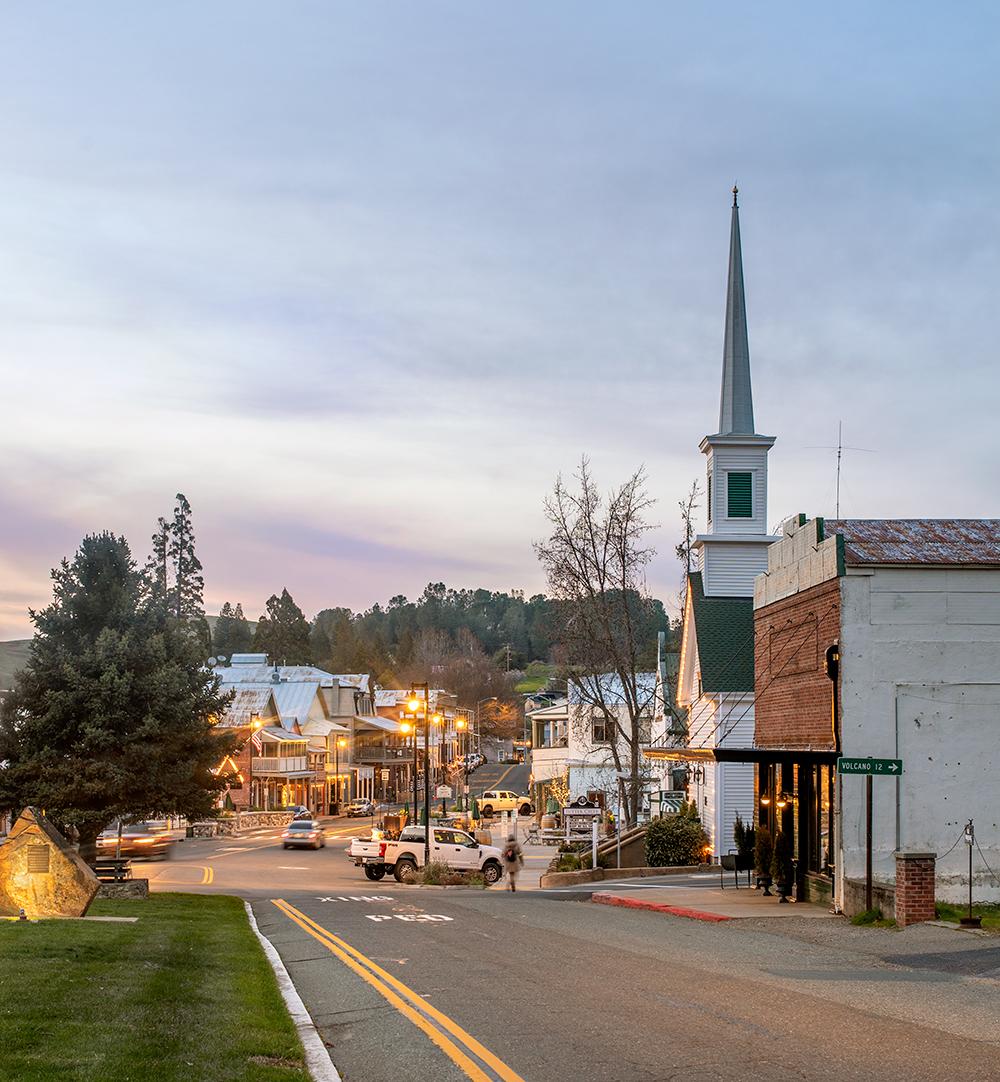 Main Street, Sutter Creek