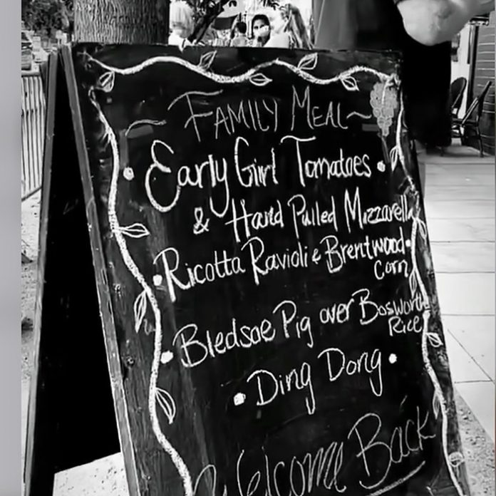 mulvaney's family meal menu