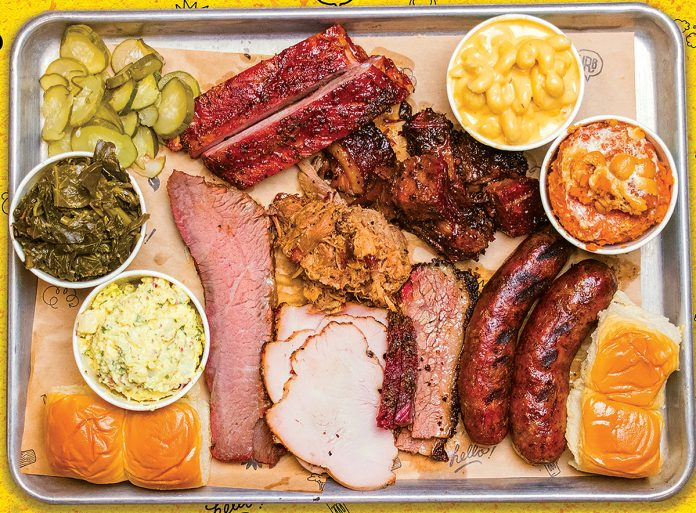 Best Barbecue in Sacramento
