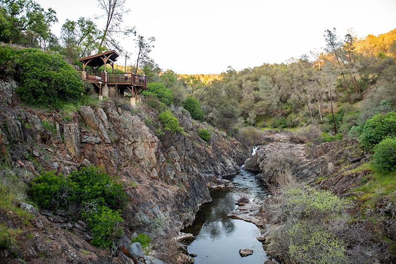 hidden falls regional trail