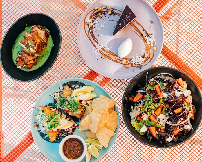 summer restaurants Shangri-La Restaurant