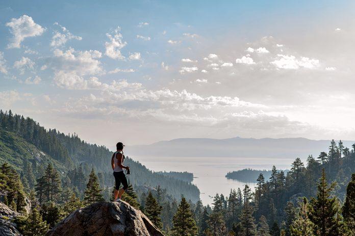 eagle lake trail views