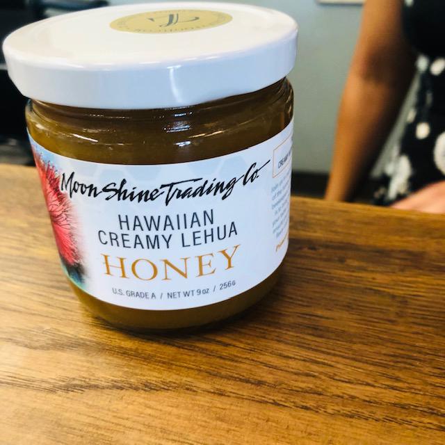 hawaiian creamy lehua honey