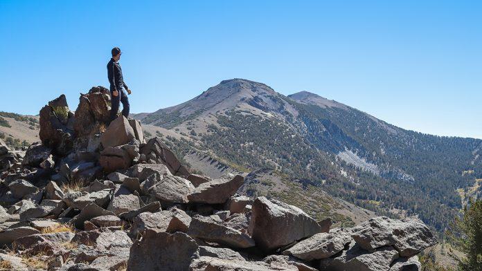 mt. rose summit hike