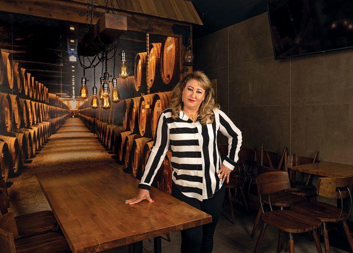 Mireya Godinez-Valencia owner of Mezcal Grill