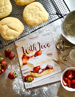 Sacramento Chefs Cookbook