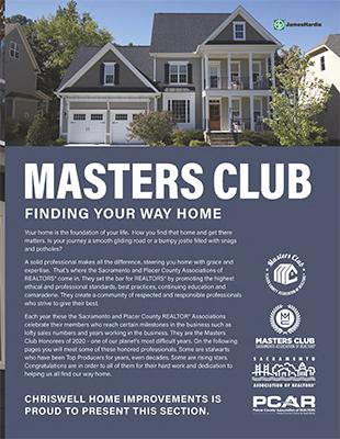 masters club 2020